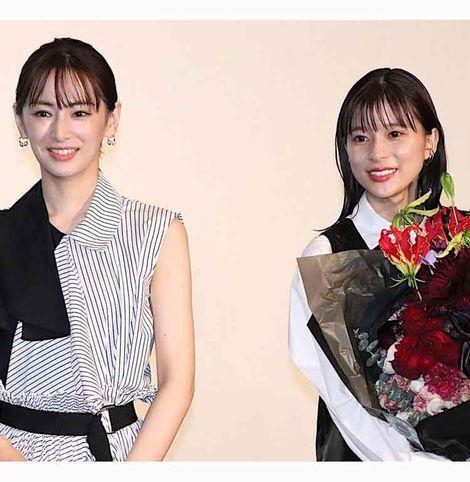 芳根京子、北川景子からのサプライズに号泣!「毎日連絡を取り合っている」