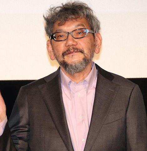 庵野秀明総監督、「エヴァ」初の舞台挨拶に登壇!「直接お礼を言う最後のチャンス」