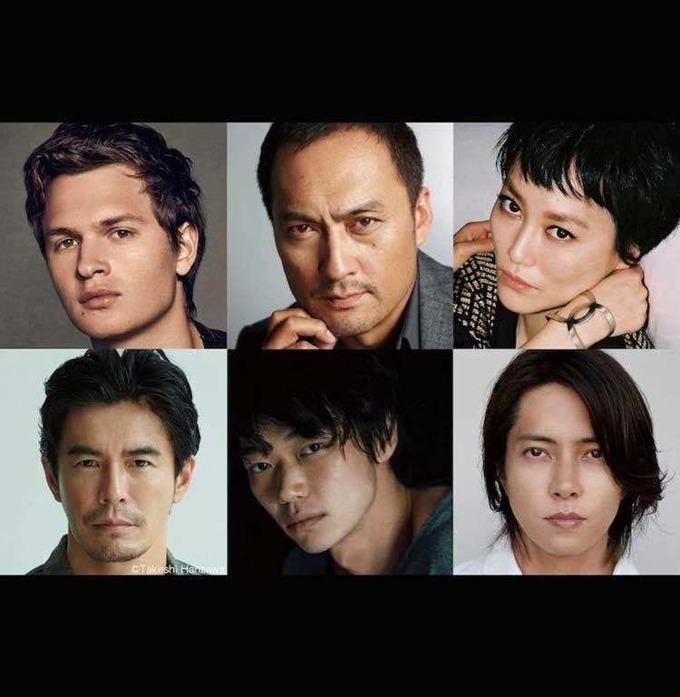 伊藤英明、山下智久も参戦!ハリウッドの巨匠が手掛ける「TOKYO VICE」キャスト発表