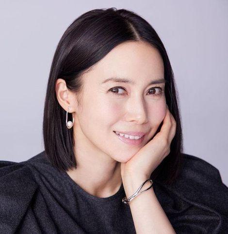 """中谷美紀、女性総理を演じて得た""""幸せ""""「自分の代わりに凛子がすべてやってくれる」"""
