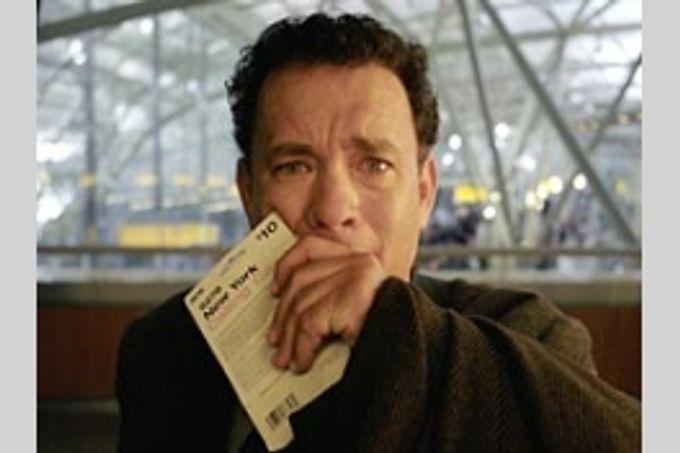 ハンクス 空港 トム