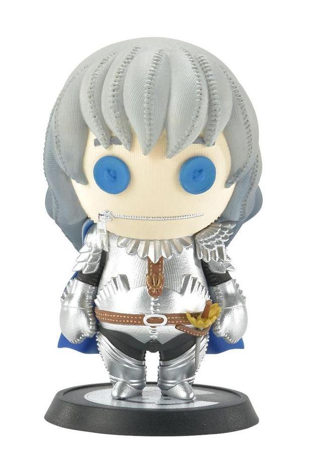 銀ピカな甲冑が目を引くグリフィスのアイテム(「Cutie1:キューティ1 ベルセルク グリフィス」)