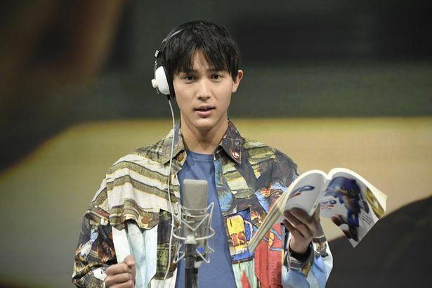 【写真を見る】日本語吹替版でソニックを演じる中川大志の演技に唸る!