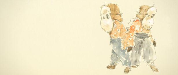 【写真を見る】松本大洋によるキャラクター原案が初公開!