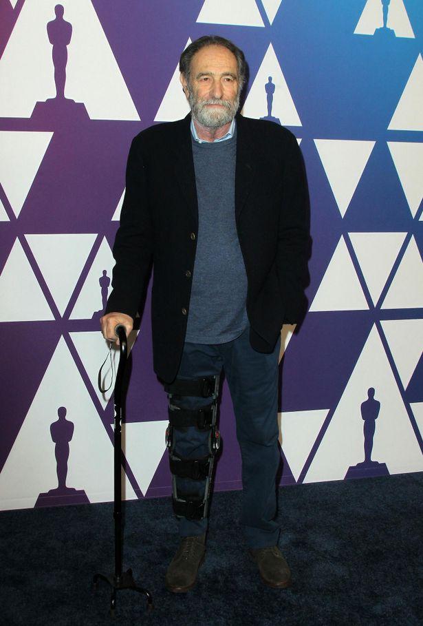 脚本家として輝かしい経歴を持つエリック・ロス。映画のプロデュースはこれが初めて