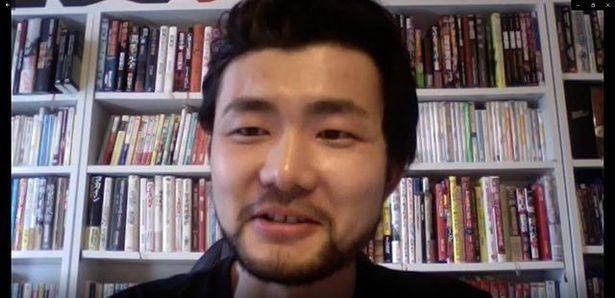 【写真を見る】日本映画界の問題点などを率直に語ってくれた小林監督