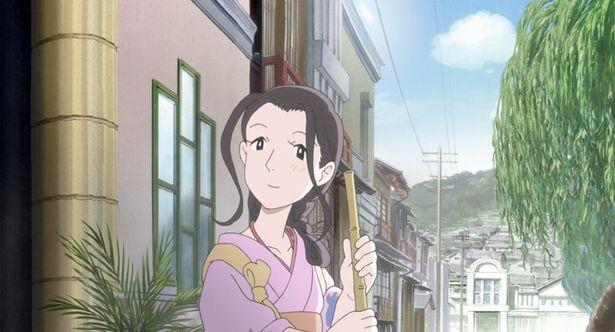 すずが遊郭で出会うリンとのエピソードが中心に描かれていく
