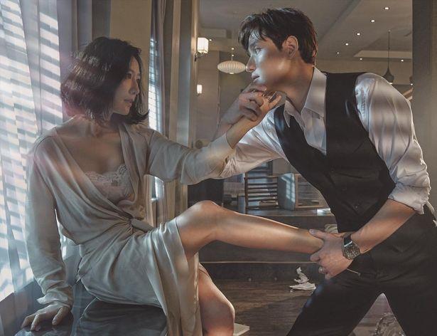 「夫婦の世界」は、韓国で非地上波の視聴率で最高となる数字を叩きだした