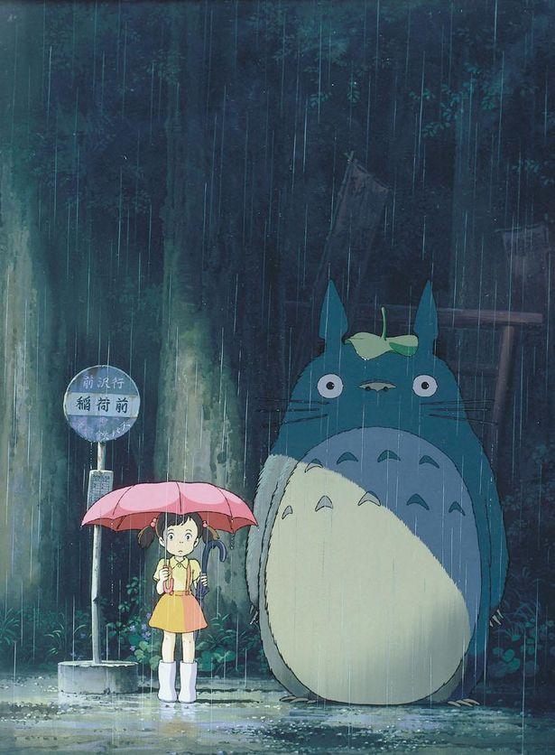 『となりのトトロ』が今年も放送!