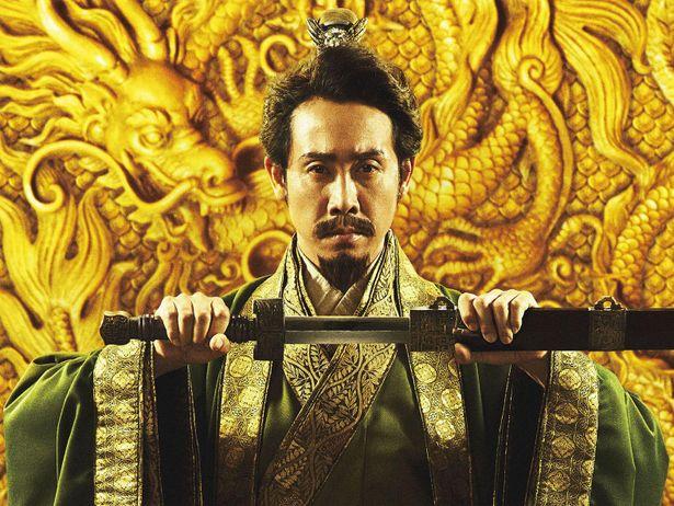 壮大なスケール(?)を予感させる『新解釈・三國志』の特報映像が到着