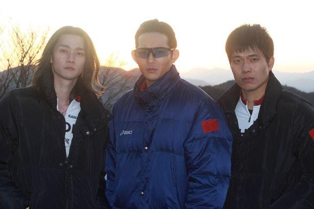【写真を見る】上級生組のクールなオフショットは坂東龍汰が撮影