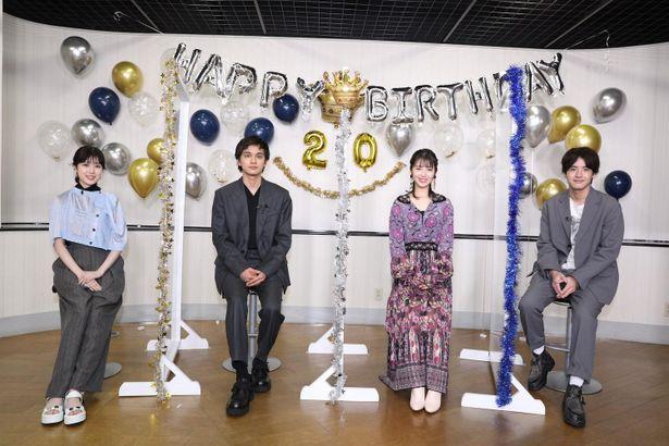 浜辺美波、20歳の誕生日をお祝い!