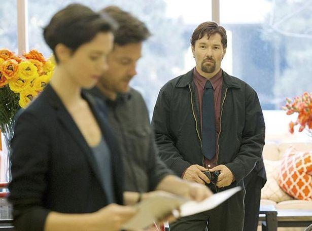 『ザ・ギフト』では主人公の奇妙な同級生役で出演もしているエドガートン