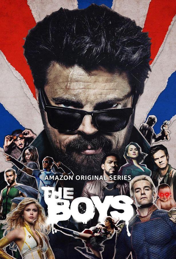 外道ヒーローと一般人の戦いを描く「ザ・ボーイズ」のシーズン2は、9月4日(金)よりAmazon Prime Videoにて独占配信