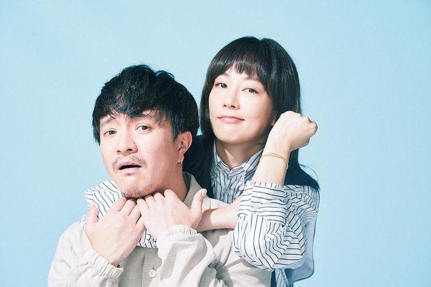 夫婦役の濱田岳と水川あさみが現場裏話を明かしてくれた