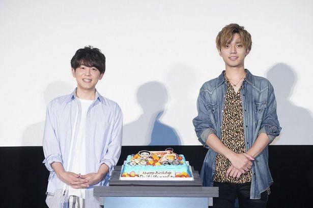 『弱虫ペダル』公開感謝特別舞台挨拶が開催!