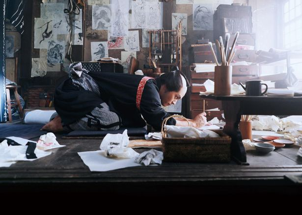 【写真を見る】クロージング作品は『HOKUSAI』に決定