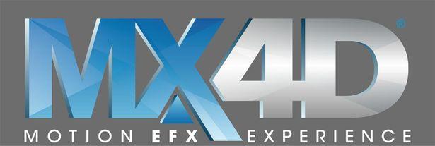 MX4Dロゴ