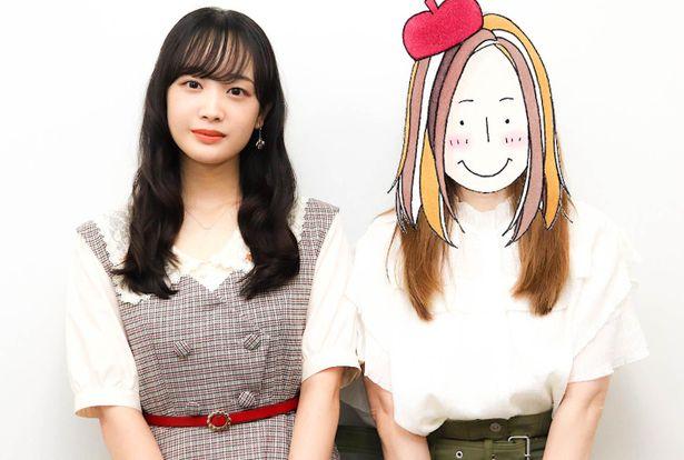 咲坂伊緒、「由奈にぴったり!」と鈴木毬花を絶賛