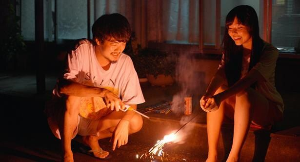 世界遺産にも登録された長崎の黒島が舞台(『リッちゃん、健ちゃんの夏。』)