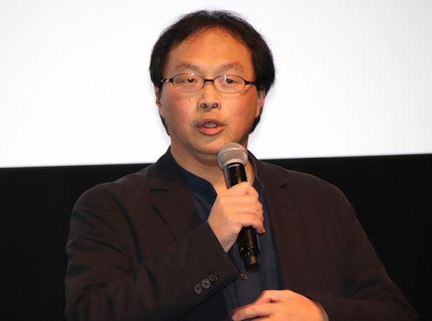 第33回東京国際映画祭ラインナップ発表記者会見に出席した深田晃司監督
