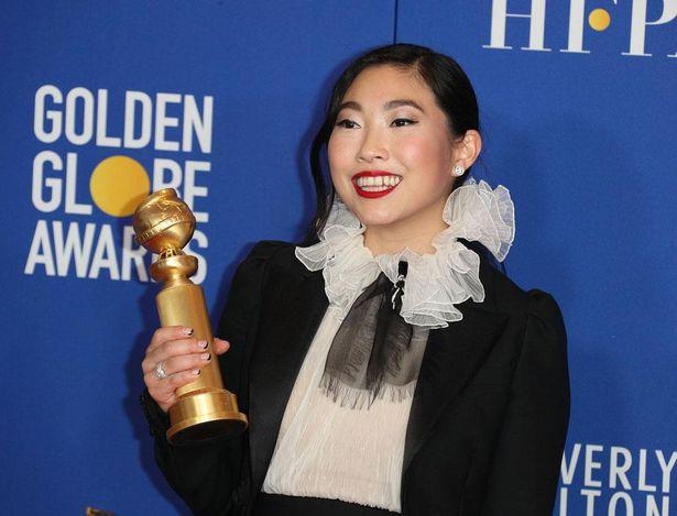 『フェアウェル』でゴールデングローブ賞主演女優賞に輝いた