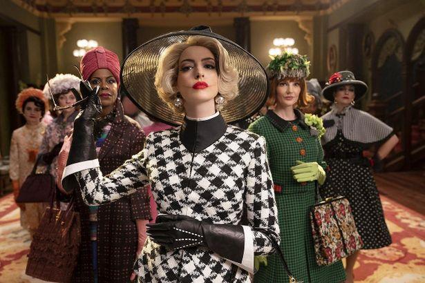 アン・ハサウェイの主演作『The Witches』が全米では配信スルーに