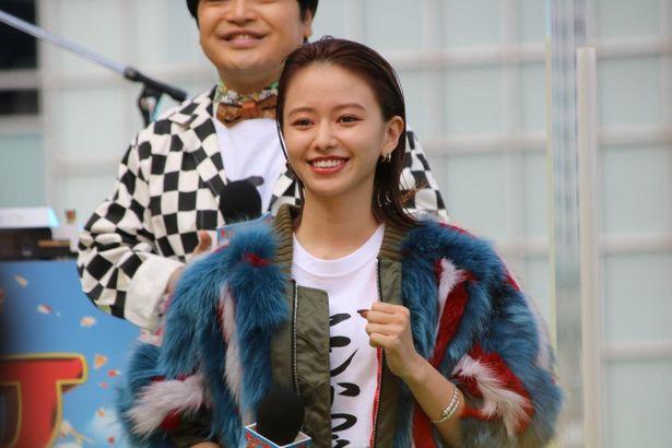 服部苑子役の山本舞香