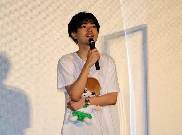 成田は「ゲイの方の評判がものすごくいいんです。リアルに感じてくれたのが嬉しい」と話していた