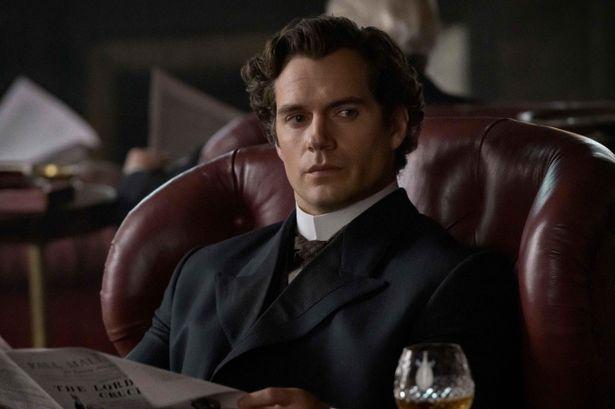 まったく新たなシャーロック・ホームズを演じた、ヘンリー・カヴィルを直撃!