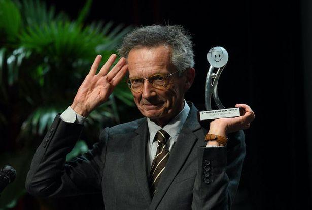 実写映画化の企画を進めていると明らかにしたパトリス・ルコント監督。先日モンテカルロ映画祭で功労賞を受賞した