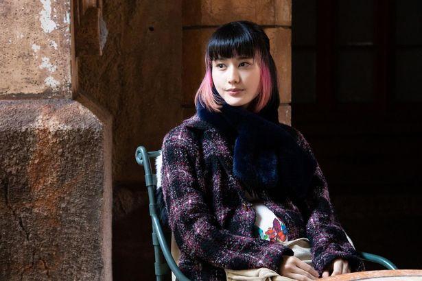 """【写真を見る】橋本が演じる皐月は、映画オリジナルの要素として""""妊婦""""という設定に"""