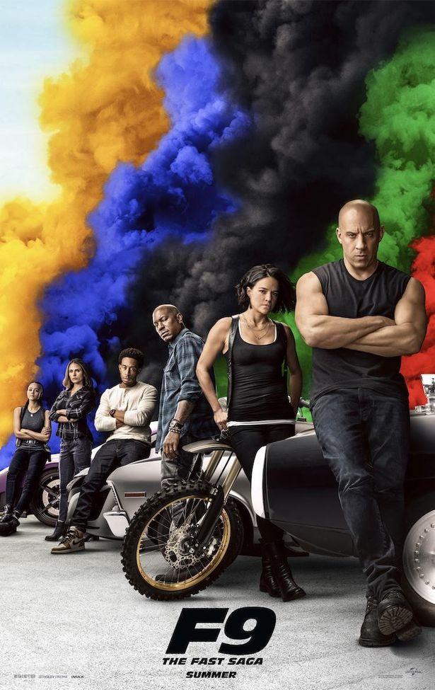 公開延期となっている『ワイルド・スピード/ジェットブレイク』は2021年5月28日(金)に全米公開予定