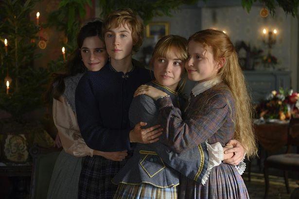 『ストーリー・オブ・マイライフ/わたしの若草物語』で四姉妹の長女メグを演じたワトソン