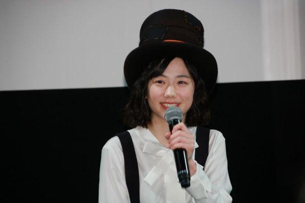 少年ルビッチ役の声優を務める芦田愛菜