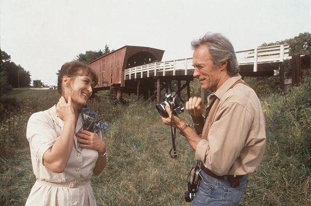 メリル・ストリープと共演を果たした『マディソン郡の橋』