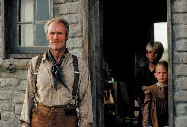 男の生き様が詰まった『許されざる者』ではアカデミー賞4冠を達成した