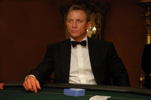 ジェームズ・ボンド役としてダニエル・クレイグが演じた初の作品『007 カジノ・ロワイヤル』