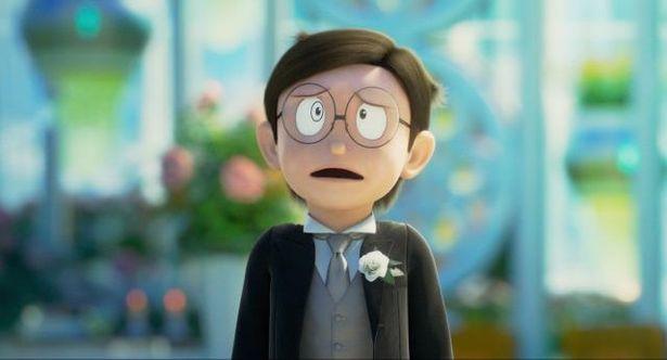 なんと、のび太が結婚式当日に姿を消していたことが発覚!