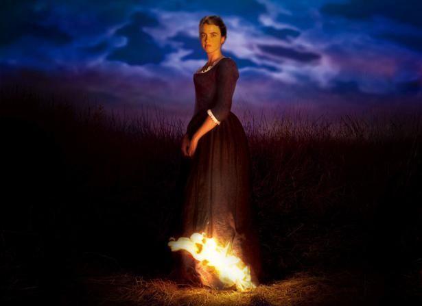 まるで絵画のように美しい映像にも圧倒される(『燃ゆる女の肖像』)