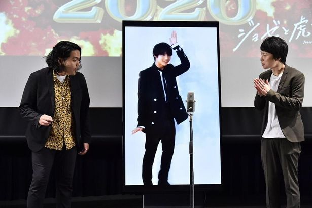 【写真を見る】中川大志と見取り図がリモート漫才にチャレンジ!