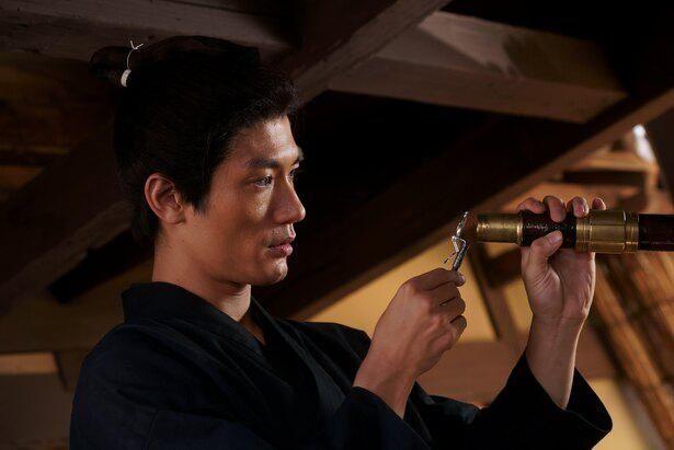 三浦春馬の主演作『天外者』は4位スタート