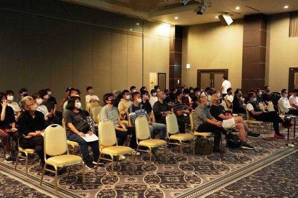 『孤狼の血II』で、白石和彌監督のリクエストによりリスペクト・トレーニングが開催