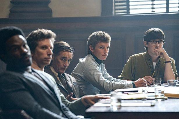 豪華俳優陣のアンサンブルが手に汗握る『シカゴ7裁判』もアカデミー賞の有力作品の一つ