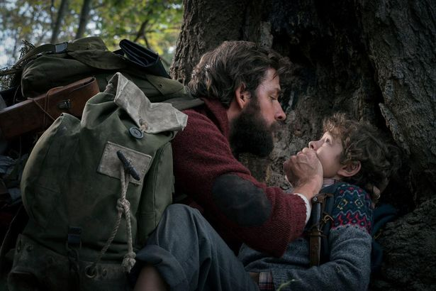 【写真を見る】エミリー・ブラントが主演し、ブラントの夫ジョン・クラシンスキーが監督・脚本・出演した『クワイエット・プレイス』