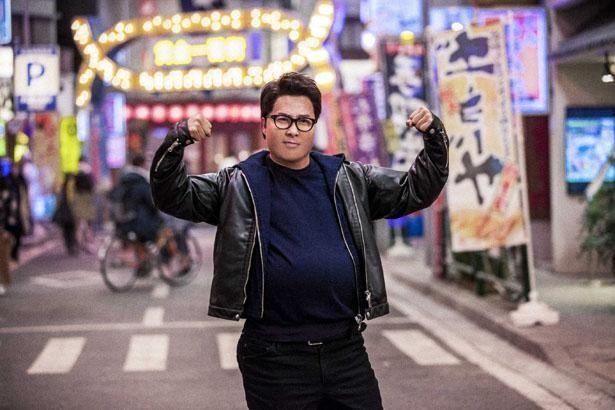 新宿歌舞伎町や築地市場のほか、クライマックスの戦いでは東京タワーが舞台に!(『燃えよデブゴン/TOKYO MISSION』)