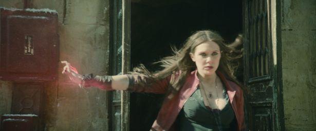 『アベンジャーズ/エイジ・オブ・ウルトロン』で本格的に登場したワンダ・マキシモフ