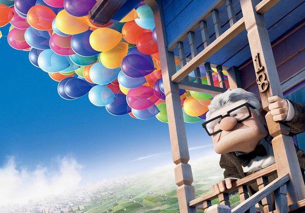 『カールじいさんの空飛ぶ家』では年の差70歳のバディが誕生!