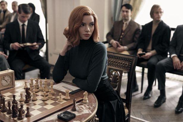 チェスの才能を開花させた少女の物語「クイーンズ・ギャンビッド」