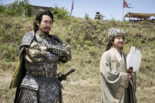 『新解釈・三國志』は2位にカムバック